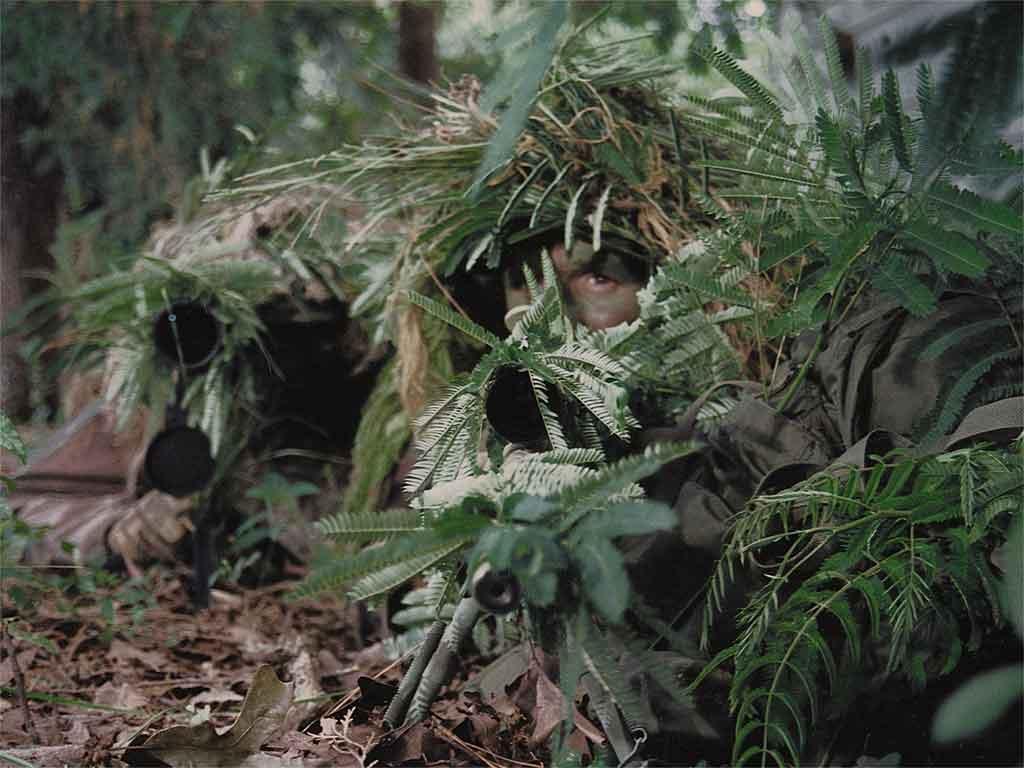 Army Sniper Background By SaidinWhitewolf