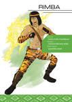 Indonesia Hero Project - Rimba