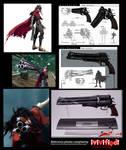 Cerberus Gun Reference Photos