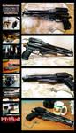 Cerberus: Vincent's Deadly Weapon