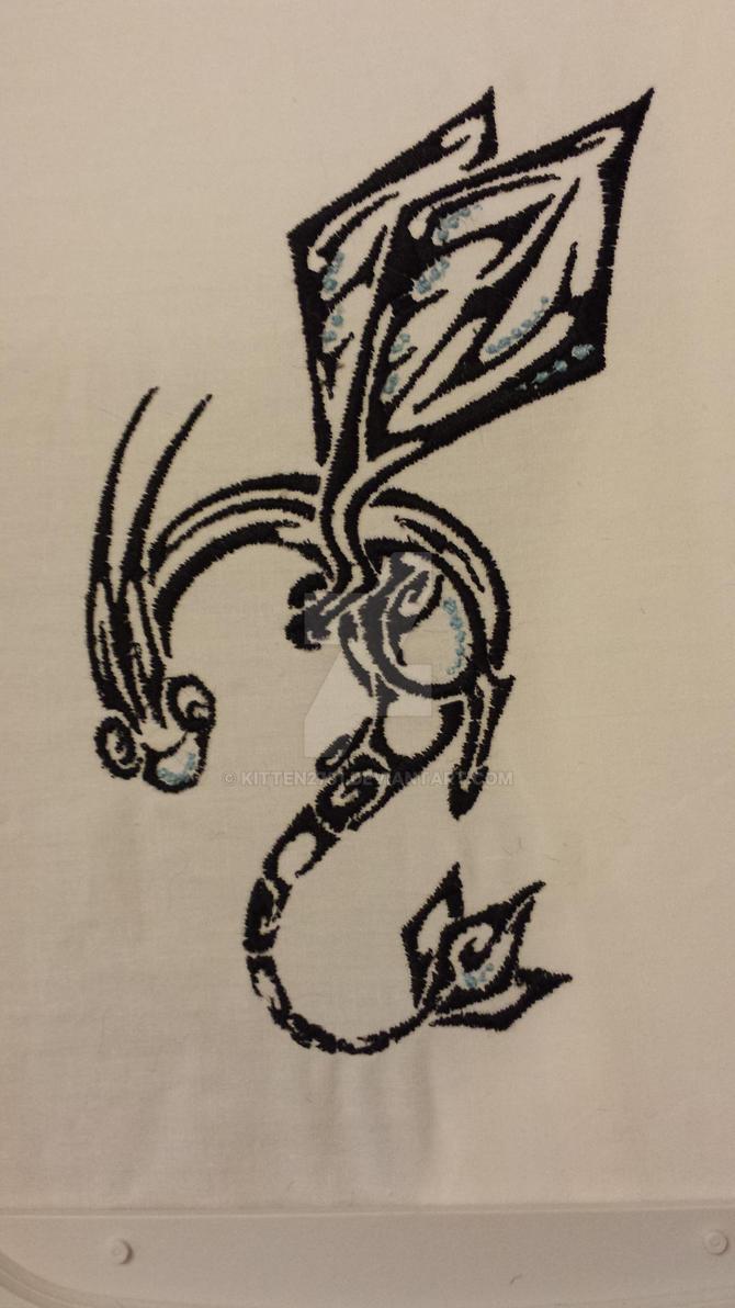 Machine Embroidery Design Scissors