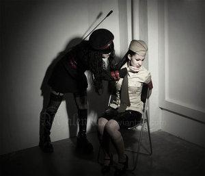 interrogation 3 - malenkax by The-Dark-Arts