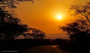 Dreamy sunset by Martina-WW
