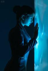Patience Kys - Ravenor by EllinVZ