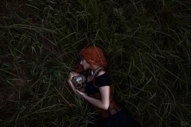 Abigail by EllinVZ