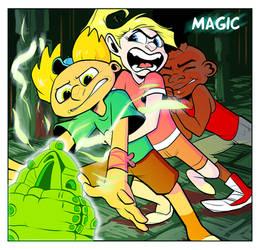 HA - Magic
