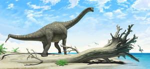 Europasaurus by Olorotitan