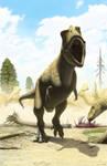 Tyrannosaurids from Kundur