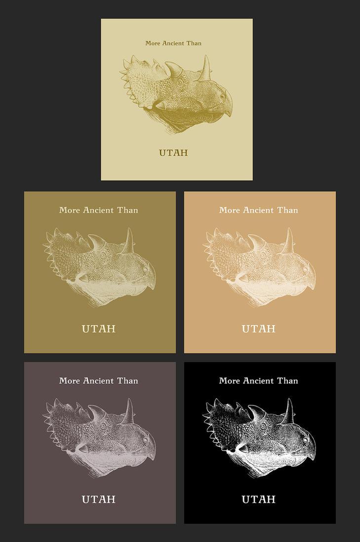 Utahceratops by Olorotitan