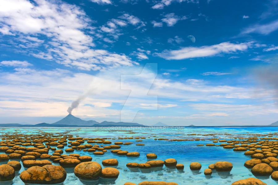Stromatolites by Olorotitan