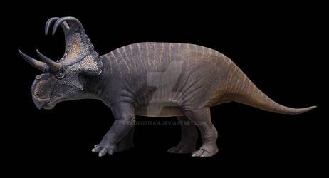 Machairoceratops