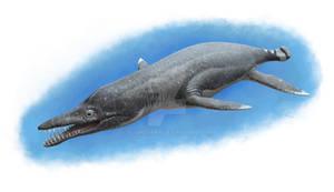 Pliosaurus rossicus