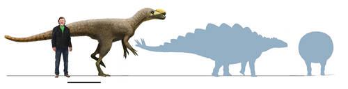 Dinosaurs from Sharipovo by Olorotitan