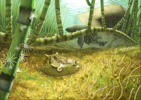 Early Triassic Cis-Urals