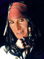 Bill Nye the Pirate Guy by pandorabox