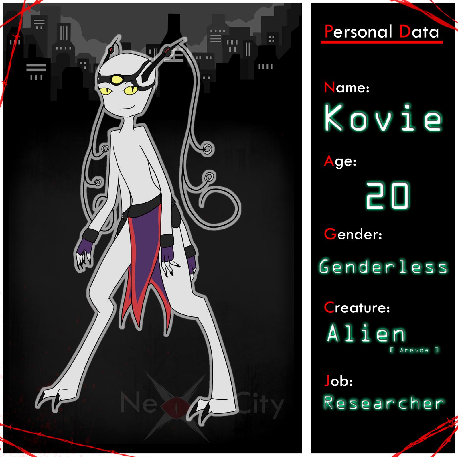 [Nexus City] - Kovie