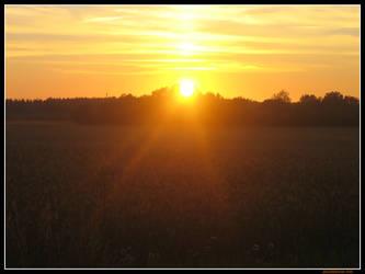 Sundown... by joccedesign