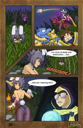 Dat Bunny Riven Comic