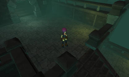 Unity Test 3 - Dungeon