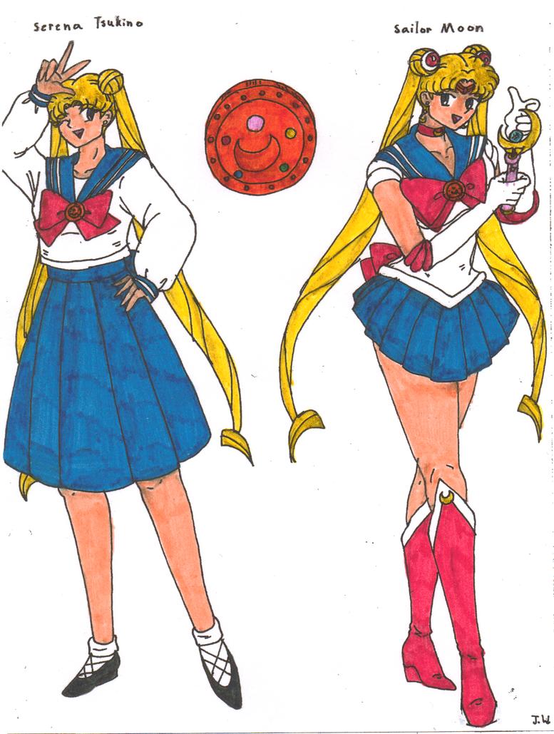 Sailor moon profile picture