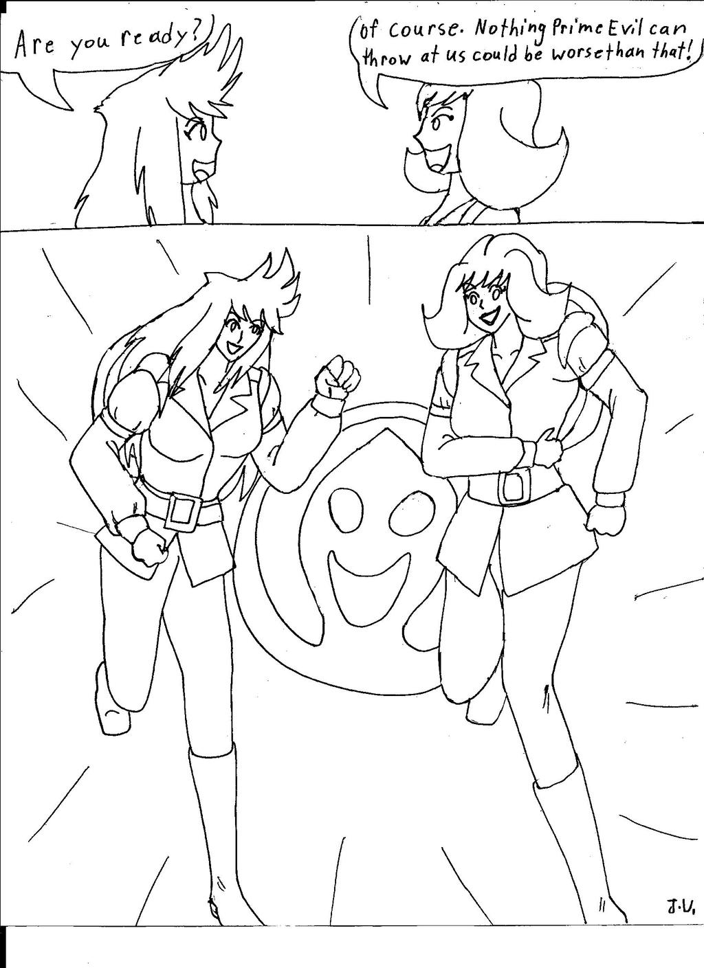Ghostbusters Comic Request 13