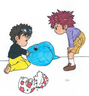 Digimon What If Part 1