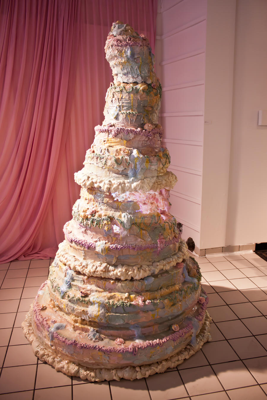 The Biggest Cake In The World By Joy Cowley
