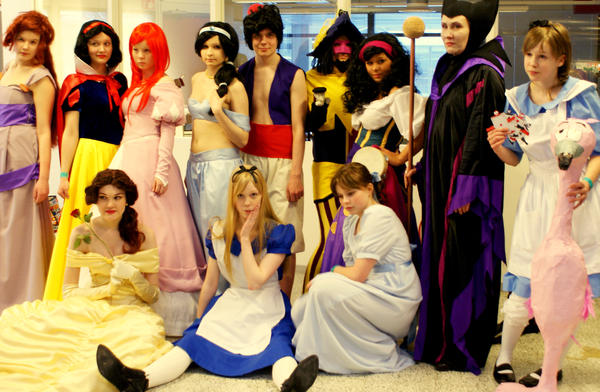 Disney-Cosplay by Kittylav