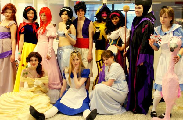 Disney-Cosplay by Kittylav