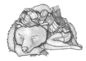 Critical Role - Vex and Trinket