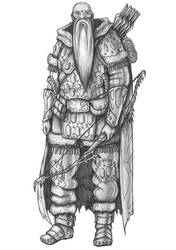 Severin - Human Ranger