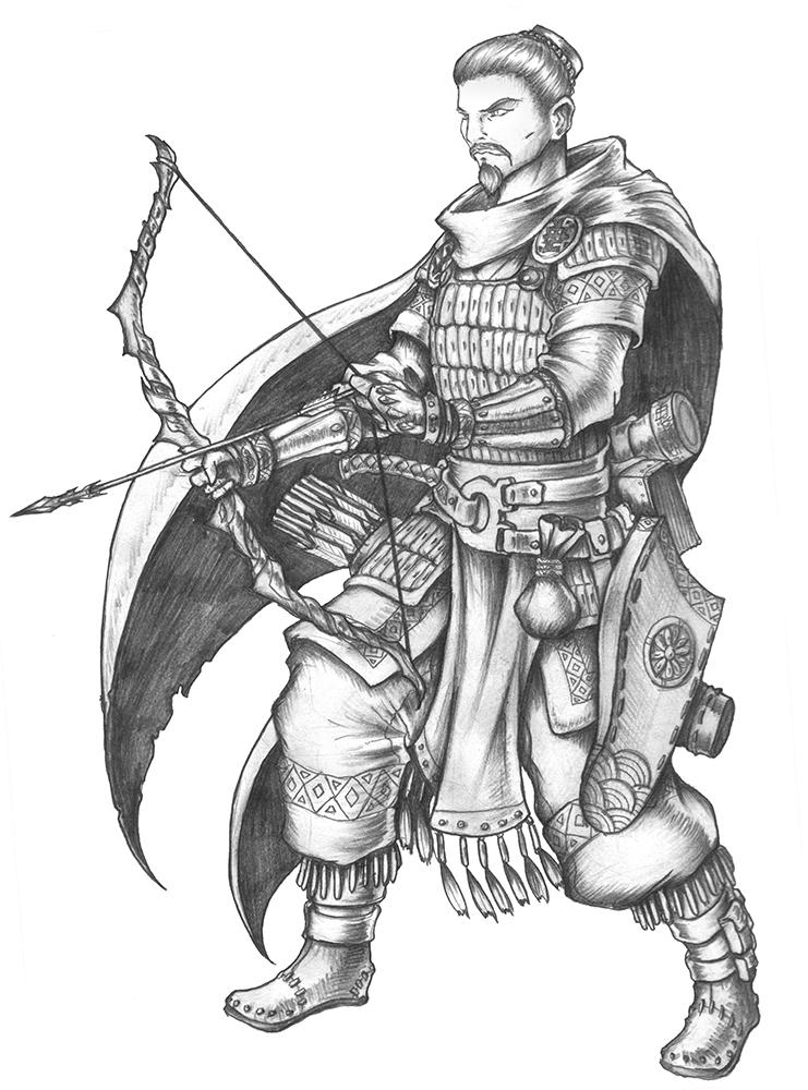 Komei Kunmin 2.0 - Human Ranger