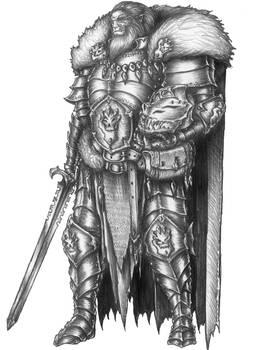 Nhorrdat - Half-orc Conquest Paladin