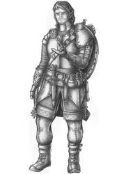 Sigirik - Human Cleric of Artimus
