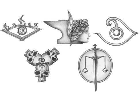 [COMMISSION] Holy Symbols