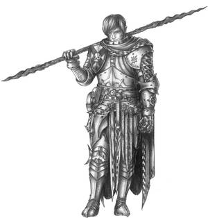 Altis - Human Paladin