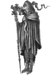 Anlulice Darksun - Drow Shadow Sorcerer