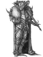 [COMMISSION] Nelaiose in heavy armor