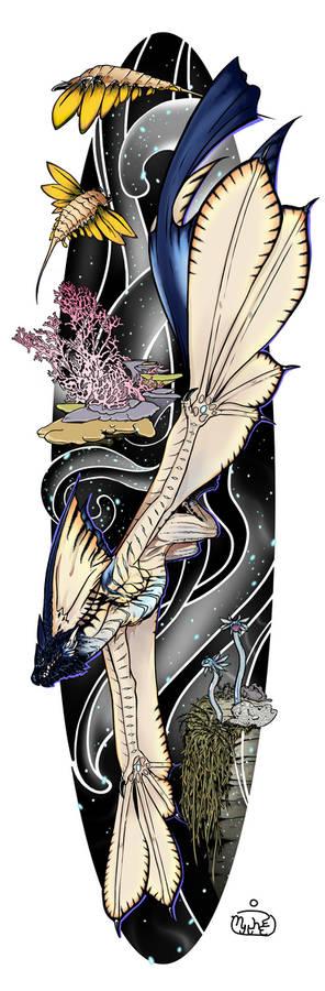 Legiana japanese sleeve tattoo