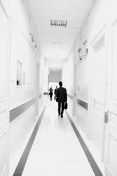 Hospital by Vrohi