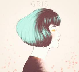 Gris by shiraishiku