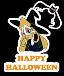 Happy Halloween by DisneyPsycho