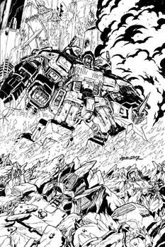 precursor 04 cover inks