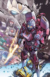 arcee cover colors.