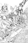 Reign of Starscream 01 cover