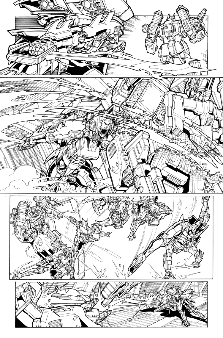 spotlight arcee pg 04 by markerguru