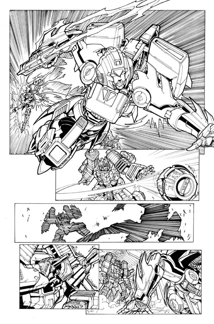 spotlight arcee pg 05 by markerguru
