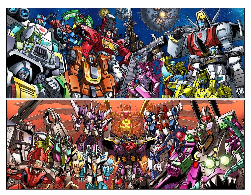 botcon 2009 poster by markerguru