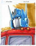 CS optimus prime