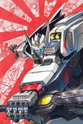 TF: Drift 01 cover by markerguru